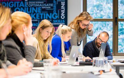 Wat houdt het marketing talentship in?